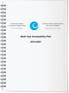 Click the image to download a PDF of Multi Year Accessibility Plan